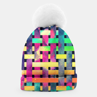 Thumbnail image of City camouflage Beanie, Live Heroes