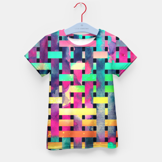 Thumbnail image of City camouflage Kid's T-shirt, Live Heroes