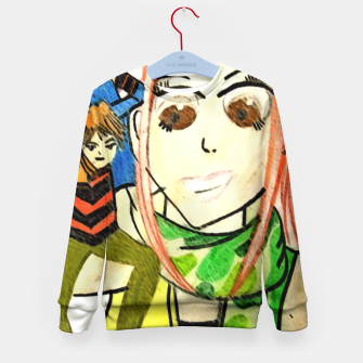Thumbnail image of It's Complex Kid's Sweater, Live Heroes