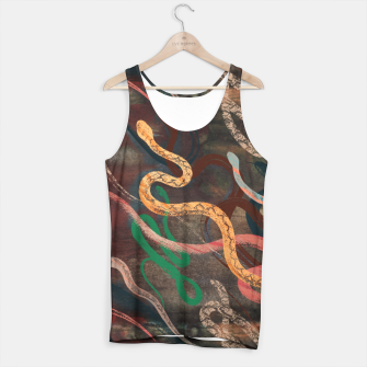 Thumbnail image of Snake me more Tank Top, Live Heroes