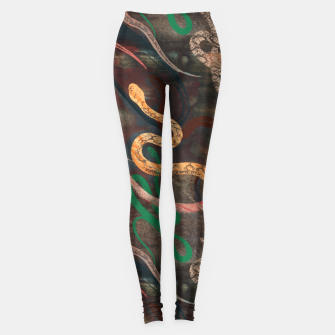 Thumbnail image of Snake me more Leggings, Live Heroes