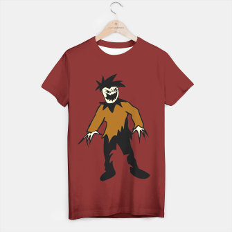 Thumbnail image of Did I Scare You? T-shirt regular, Live Heroes
