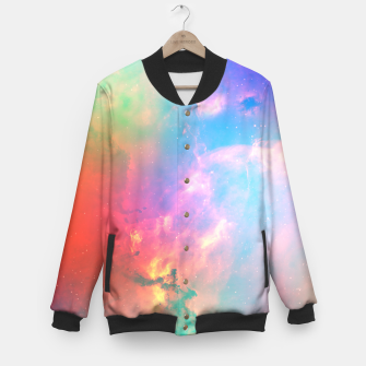 Thumbnail image of Vivid space Baseball Jacket, Live Heroes