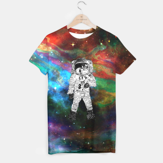 Thumbnail image of Astronaut ♥ (1) [Cosmos] T-shirt, Live Heroes
