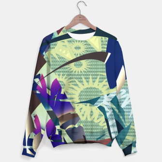 pattern uno  Sweater thumbnail image