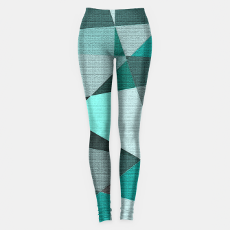 Thumbnail image of Collaged Leggings, Live Heroes