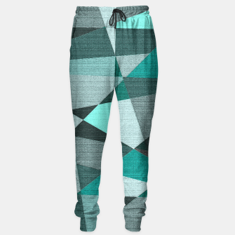 Thumbnail image of Collaged Sweatpants, Live Heroes