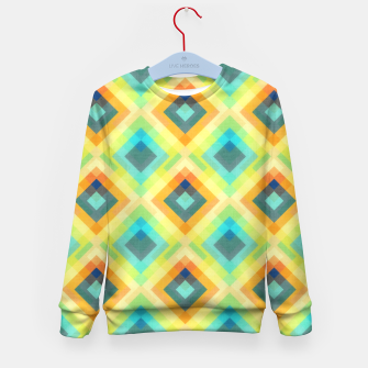 Thumbnail image of Radiant Kid's Sweater, Live Heroes