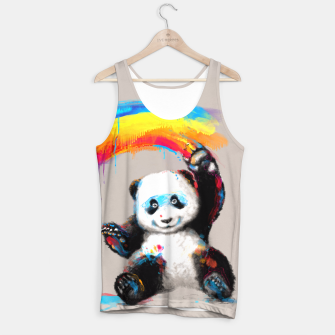 Miniature de image de Giant Painter Tank Top, Live Heroes