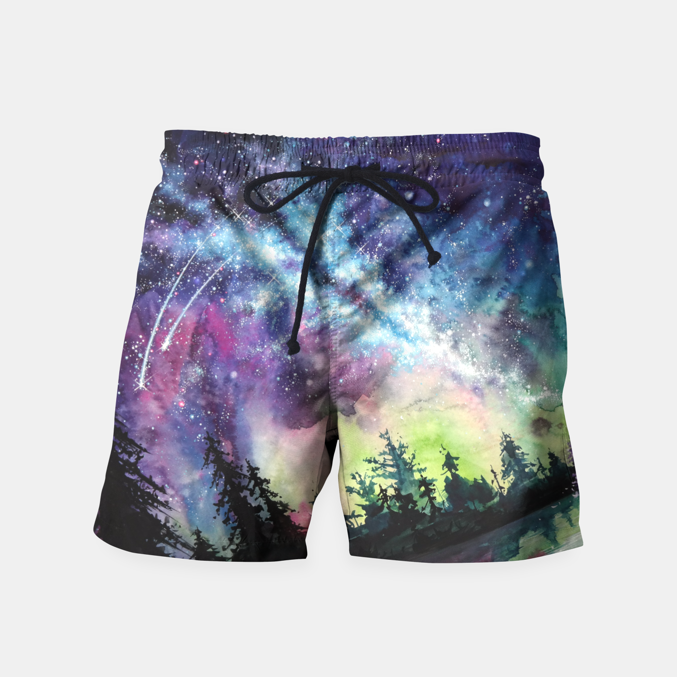 Image of rest Swim Shorts - Live Heroes