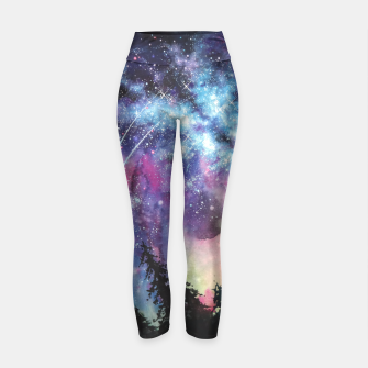 Thumbnail image of rest Yoga Pants, Live Heroes