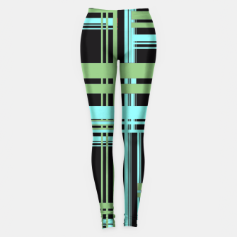 Thumbnail image of Dimensions (Green) Leggings, Live Heroes