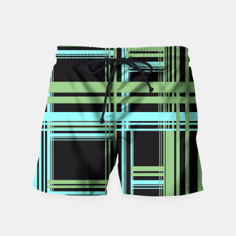 Thumbnail image of Dimensions (Green) Swim Shorts, Live Heroes