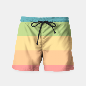 Thumbnail image of Colored Swim Shorts, Live Heroes