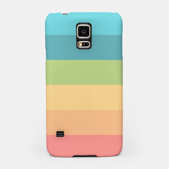 Thumbnail image of Colored Samsung Case, Live Heroes