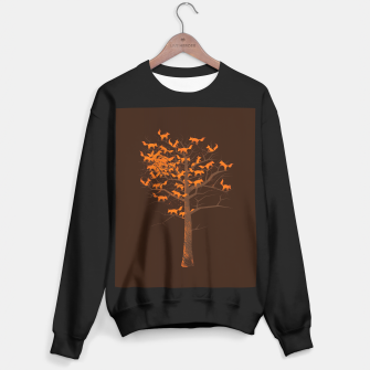 Thumbnail image of Blazing Fox Tree Sweater regular, Live Heroes