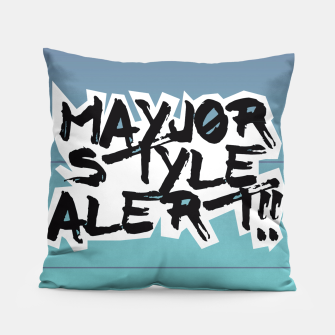 Thumbnail image of Style Alert !! Pillow, Live Heroes