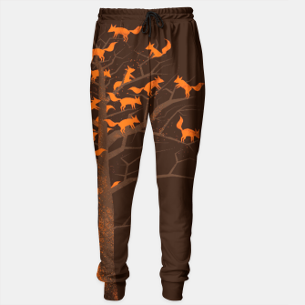 Miniature de image de Blazing Fox Tree Sweatpants, Live Heroes