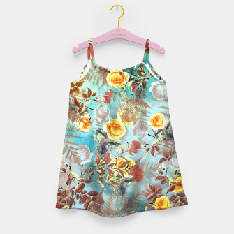 Thumbnail image of flora Girl's Dress, Live Heroes