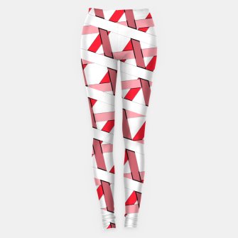 Thumbnail image of Knots Leggings, Live Heroes