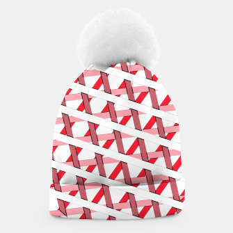 Thumbnail image of Knots Beanie, Live Heroes