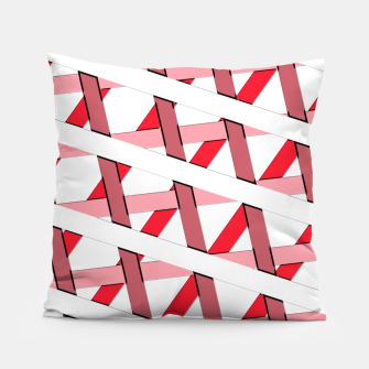 Thumbnail image of Knots Pillow, Live Heroes
