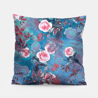 flowers Pillow thumbnail image