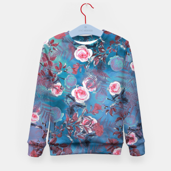 flowers Kid's Sweater thumbnail image
