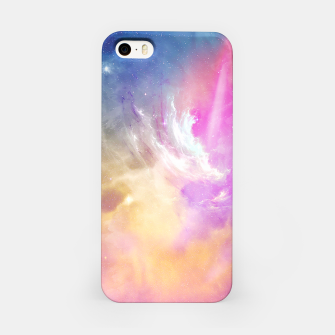 Thumbnail image of Galactic waves iPhone Case, Live Heroes