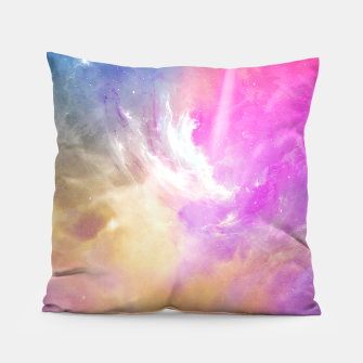 Thumbnail image of Galactic waves Pillow, Live Heroes