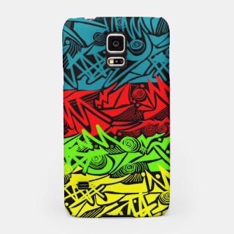Thumbnail image of Inked! Samsung Case, Live Heroes