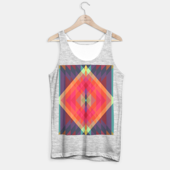 Miniatur Tribal VIII Tank Top regular, Live Heroes