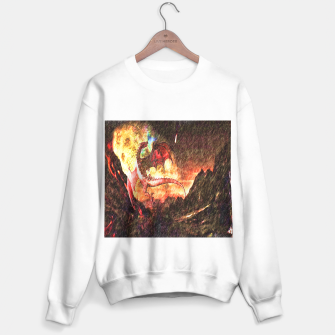 Thumbnail image of Dragon's fire Sweater regular, Live Heroes