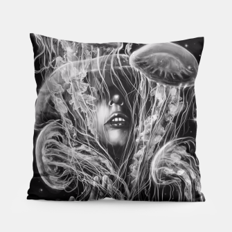 Thumbnail image of A Beautiful Delusion Pillow, Live Heroes