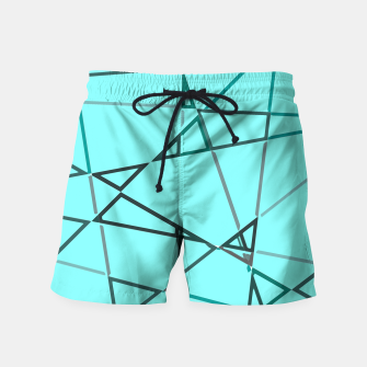 Thumbnail image of Metric Swim Shorts, Live Heroes