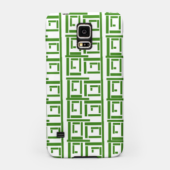 Thumbnail image of Rectangular White  Samsung Case, Live Heroes