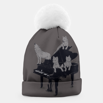 Thumbnail image of Wolf Gang Beanie, Live Heroes
