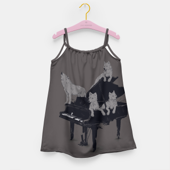Thumbnail image of Wolf Gang Girl's Dress, Live Heroes