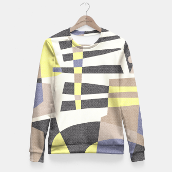 Thumbnail image of Fragments Fitted Waist Sweater, Live Heroes