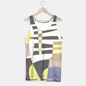 Thumbnail image of Fragments Tank Top, Live Heroes