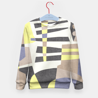 Thumbnail image of Fragments Kid's Sweater, Live Heroes