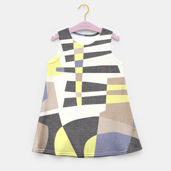 Thumbnail image of Fragments Girl's Summer Dress, Live Heroes
