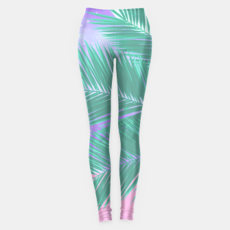 Thumbnail image of Palm Fronds Leggings, Live Heroes