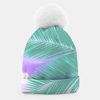 Thumbnail image of Palm Fronds Beanie, Live Heroes