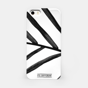 Thumbnail image of Black & White Plant iPhone Case, Live Heroes
