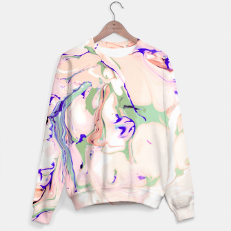 Thumbnail image of Light colored liquid Sudadera, Live Heroes