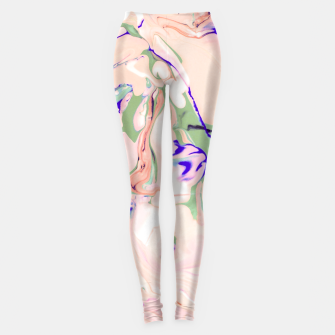 Thumbnail image of Light colored liquid Leggings, Live Heroes