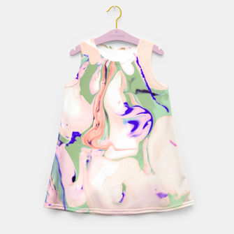 Thumbnail image of Light colored liquid Vestido de verano para niñas, Live Heroes