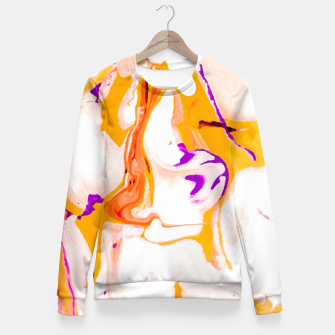 Thumbnail image of Light colored liquid 2 Sudadera entallada, Live Heroes