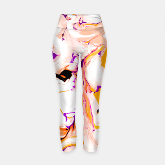 Imagen en miniatura de Light colored liquid 2 Leggings de yoga, Live Heroes